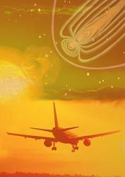 EUROCONTROL Contracts with Egis Avia to Study Solar Weather Effects on Europe's Air Safety
