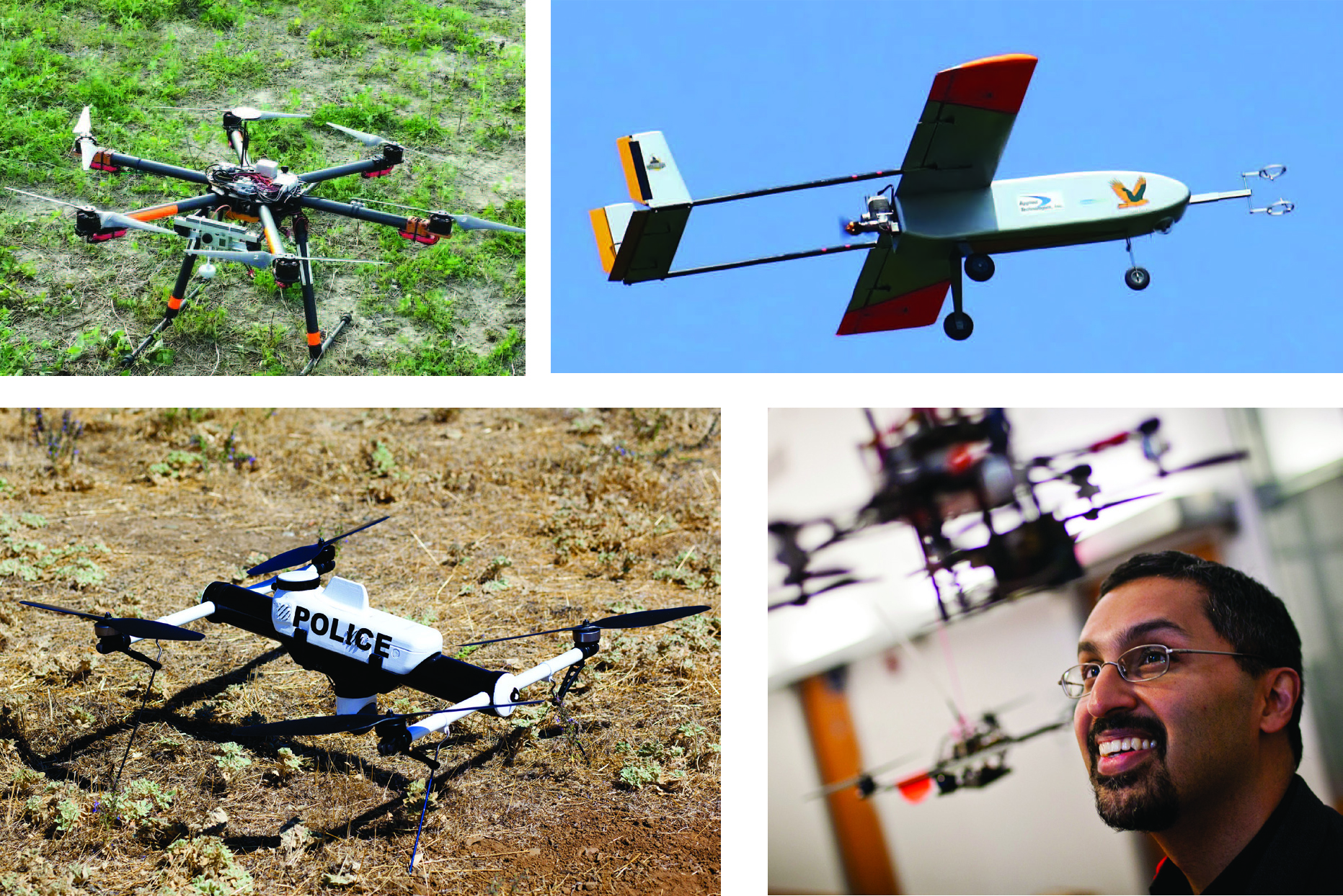 Special Report: UAS in the NAS