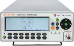 Spectracom Offers New Signal Generator for In-Line GNSS Product Testing
