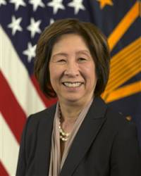 Defense Department CIO Teresa Takai Gets Positioning, Navigation and Timing Brief