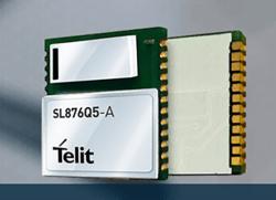 TelitIntroduces Ultra-Slim, Smart Antenna GNSS Location Module