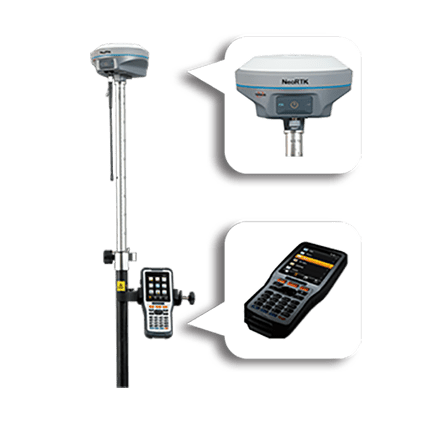 Tersus Launches the NeoRTK System to Enhance Surveying