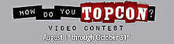 New Video Contest Seeks Short Clips of Topcon Products In Use