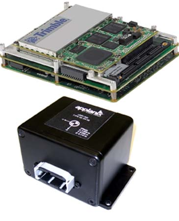Trimble Launches UAS-Oriented Modules at AUVSI 2013