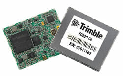 Trimble Launches New OEM GNSS Modules, Enclosure