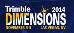 Trimble Dimensions 2014 Opens Registration