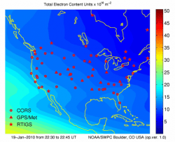 National Weather Service Invites Comments on Ionospheric Data Products for GPS Users