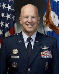 AFSPC Commander Holding Steady Through Sea of Changes