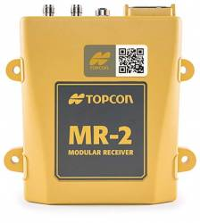 Topcon Launches MR-2 GNSS Modular Receiver System