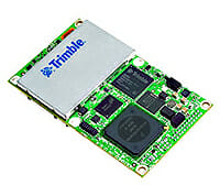 Trimble Introduces RTK GNSS OEM Receiver