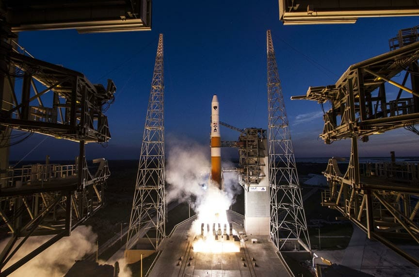 Sixth GPS IIF Spacecraft Launches