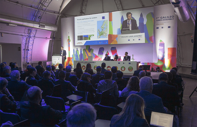 1st Galileo User Assembly Marks Successful Year Since Galileo Initial Services