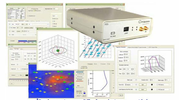 iP-Solutions Upgrades Its GNSS Simulator