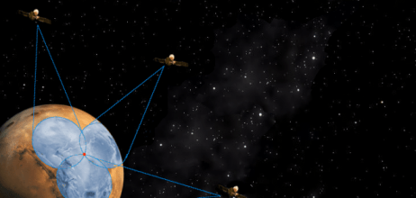 Study Proposes Satellite Navigation System for Mars