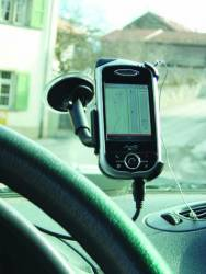 GPS/GPRS on the Road