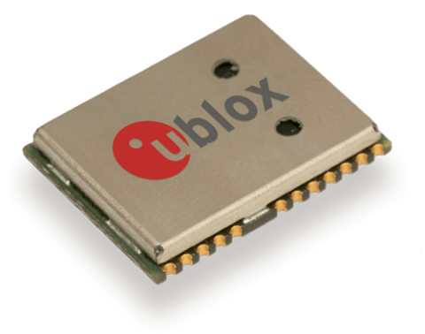 u-blox GNSS Module Featured in Tracking Device
