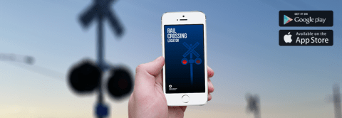 Federal Rail Agency, Google Partner on Rail Crossing Safety with GNSS/Mapping Apps