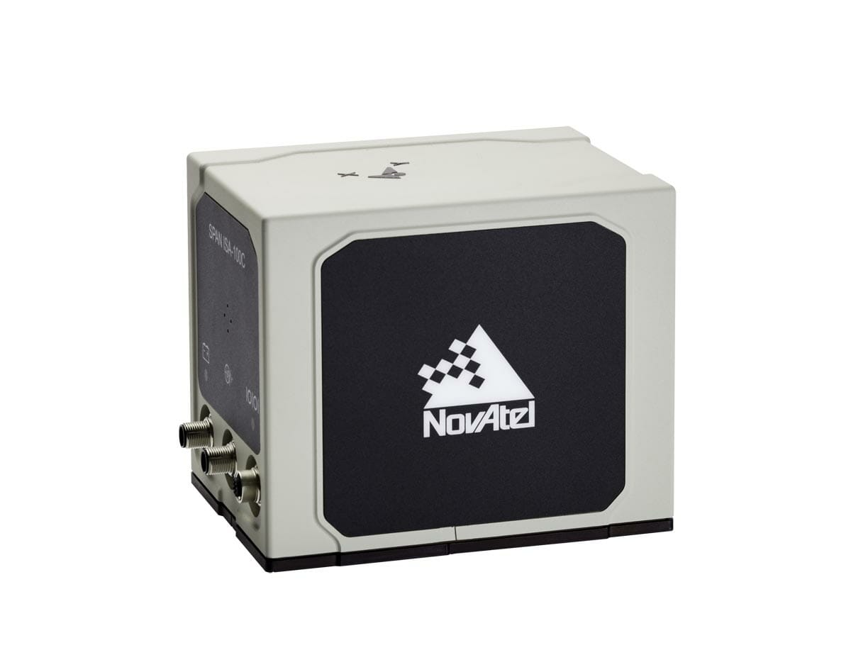 NovAtel Introduces an IMU Option for SPAN GNSS/INS Products That Can Travel