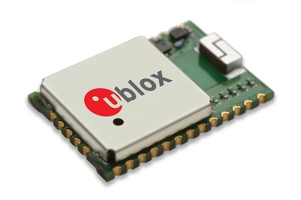u-blox Releases 4-System Antenna Module