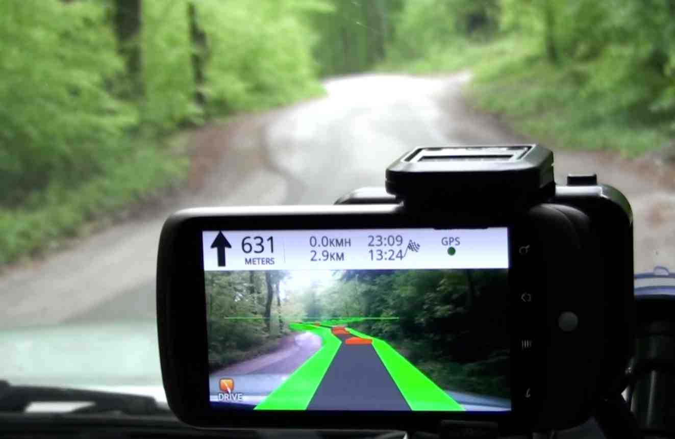 Augmented Reality Navigation System Nabs Galileo Master Award in Satellite Navigation Competition