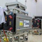 OHB SE Sends Off Galileo Satellites