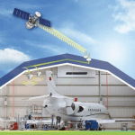 New Hangar Repeater Solution Enables Indoor Avionics Testing of Inmarsat, Iridium, GPS Satellite Signals