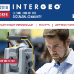 GEOSPATIAL Sector the Focus at INTERGEO 2018