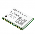 Quectel Launches Dead Reckoning GNSS Module L26-DR