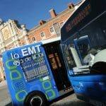 Enhanced Positioning from Galileo Helping EMT Madrid Metropolitan Bus Fleet