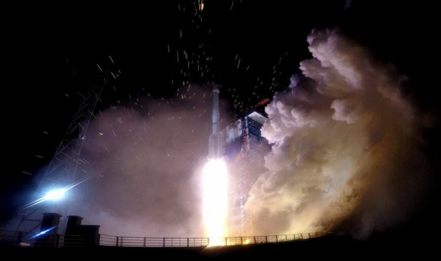 China Launches New Satellite as BeiDou Network Aims to Rival GPS