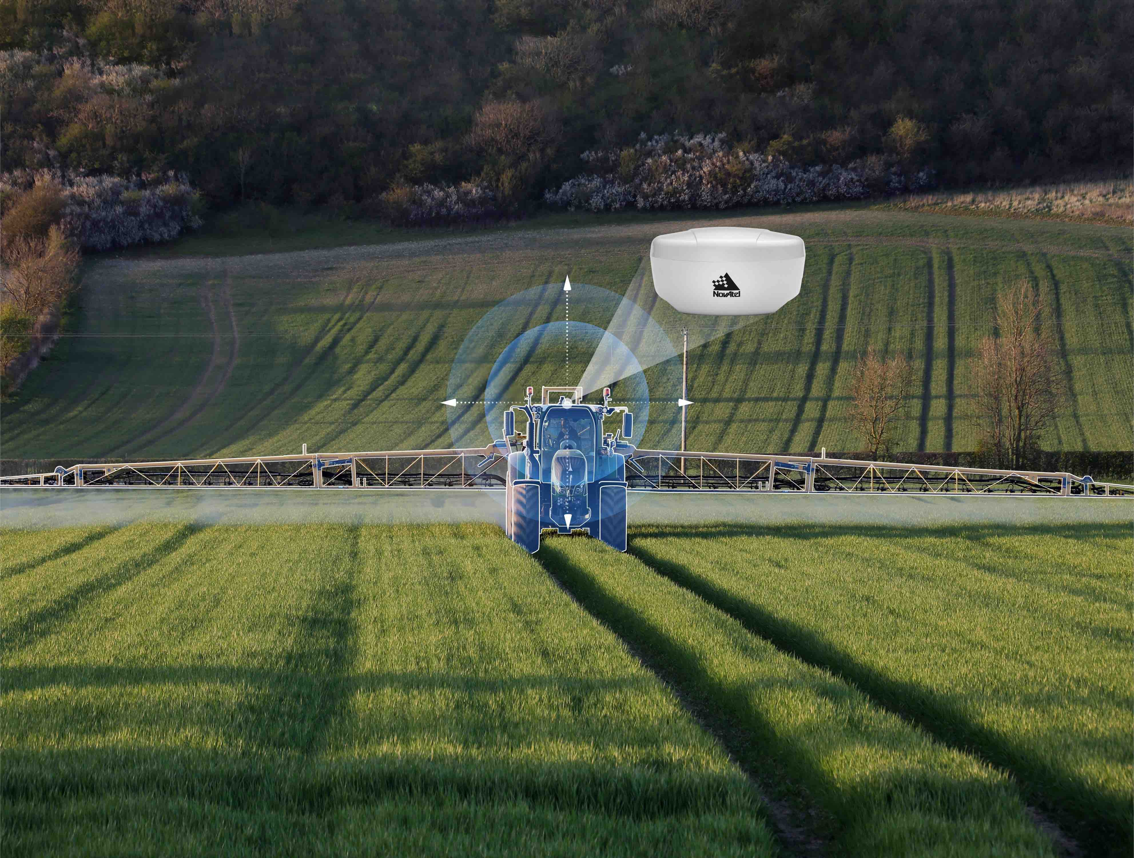 SMART2 Tractor Sprayer – hi res