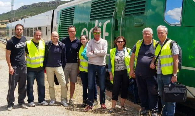 rail teamJ