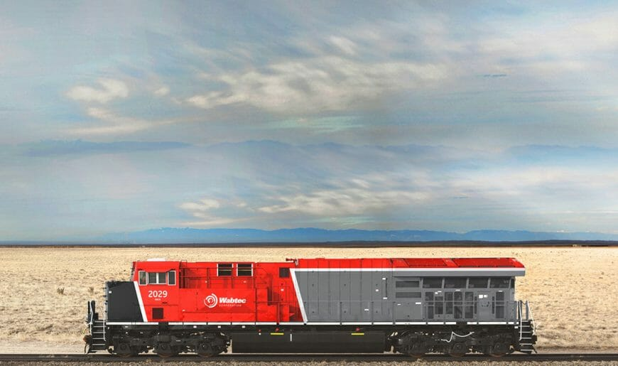 Train Safety Enhanced with GNSS Receivers from Septentrio