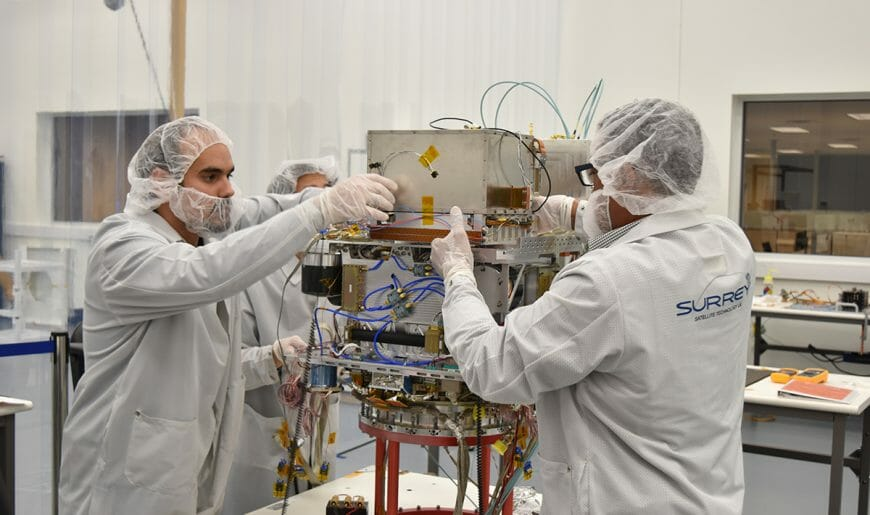 Deep-Space Clock Could Blaze Trail to Improved GNSS Accuracy