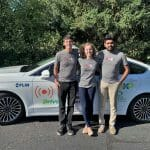 Vehicle Takes Three on Autonomous Drive from Midwest to D.C.