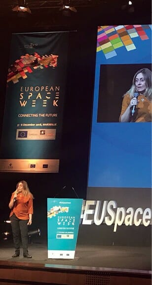 at_the_EU_Space_Week