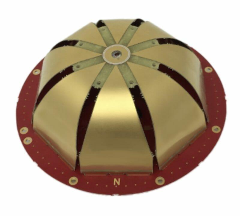 Tallysman VSE6028L Embedded VeroStar™ Full GNSS Precision Antenna + L-band