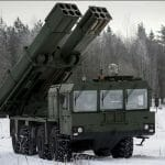 Russia Boasts 1-Meter Accuracy for New GLONASS-Guided, 200-Km Range Missile Squadrons