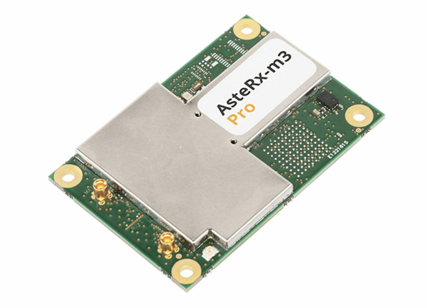 AsteRx-m3 Pro Septentrio rover receiver