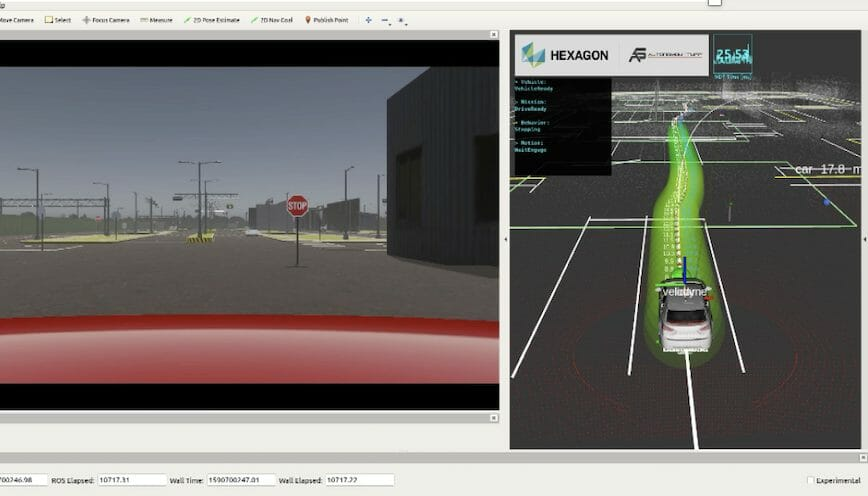 Autonomous Vehicles Webinar Facilitates Sensor Fusion