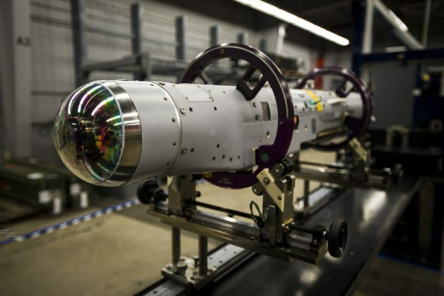 Raytheon Technologies smart weapon