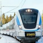 Train Manufacturer Integrates GNSS, including Galileo, for Fail-Safe Localization
