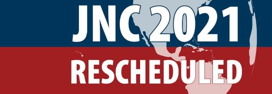 JNC 2021 Rescheduled