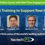 NavtechGPS Spring 2021 GNSS Courses Announced
