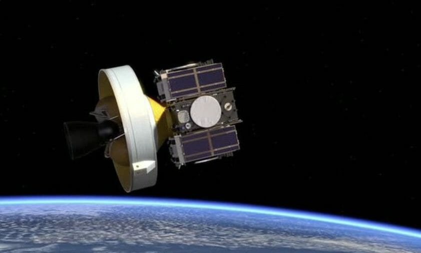 Galileo-Enabled Software Receivers Provide Spacecraft with Seamless Navigation from Low- to High-Earth Orbits and Beyond
