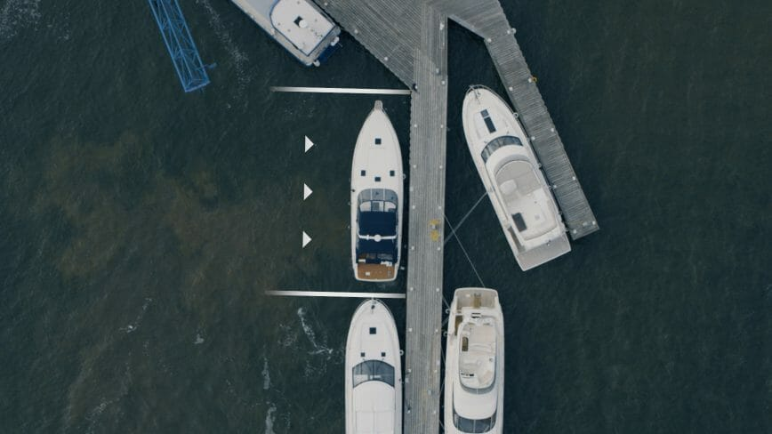 Assisted Boat Docking System Unveiled at CES Uses GPS-based Dynamic Positioning