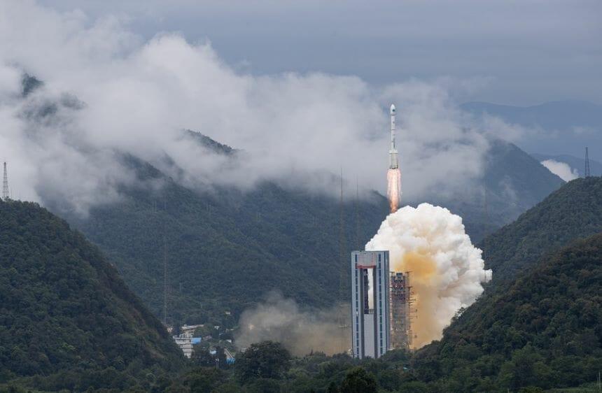 BeiDou Navigation Satellite System Rocket