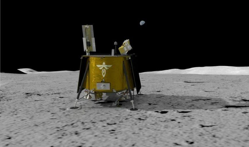 Firefly Aerospace's Blue Ghost lander