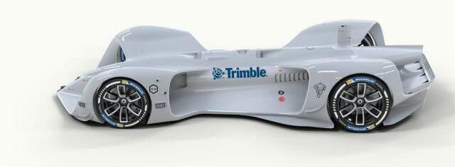 Trimble Roborace