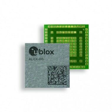 u-blox Chipset